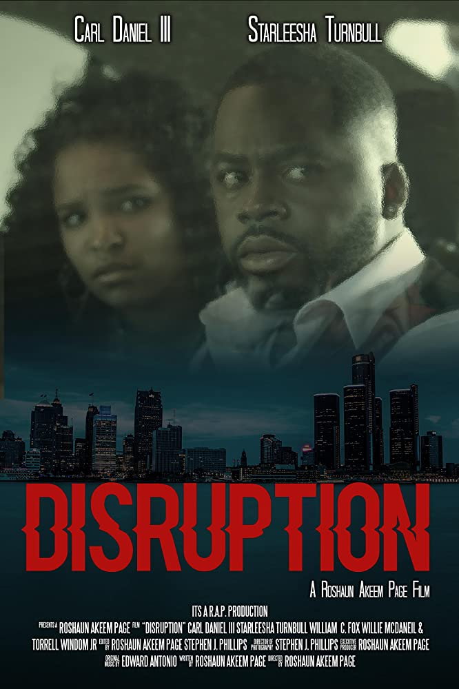 Disruption izle
