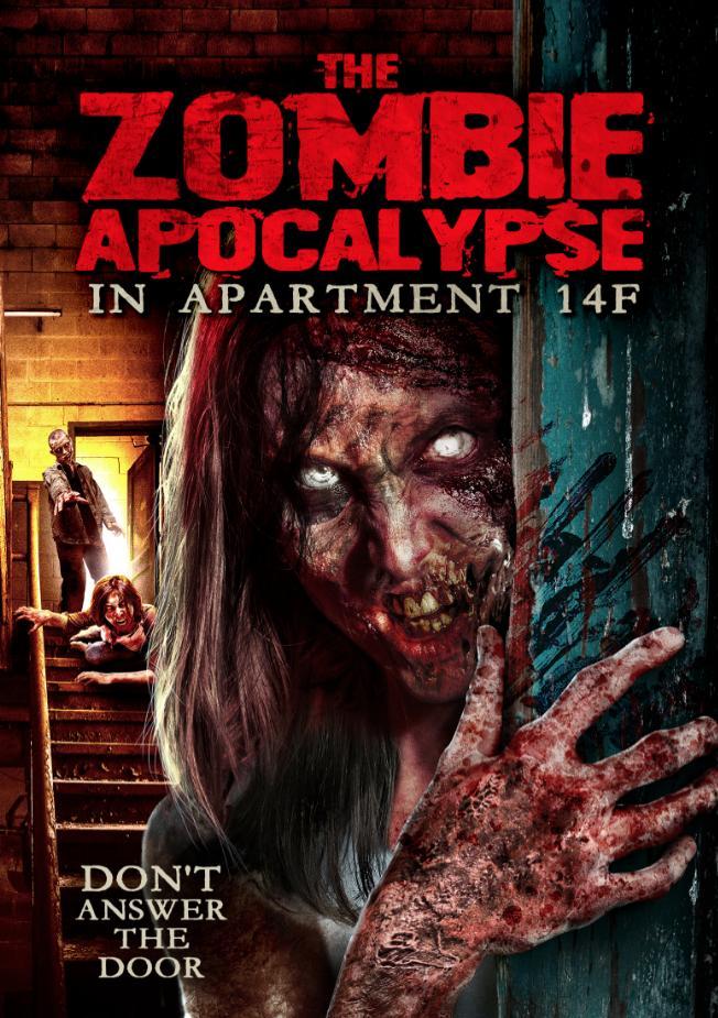The Zombie Apocalypse in Apartment 14F izle